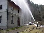 Gruppenübung Kraftwerksbrand: 04.04.2009