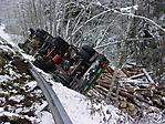 Verkehrsunfall in Flattnitz: 04.11.2009
